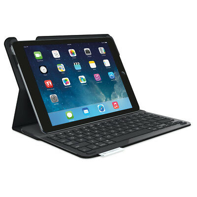 Logitech Type+ Folio Keyboard Cover for iPad Air 1 (A1474, A1475, A1476) Black