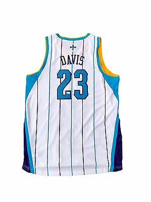 c332f638dfa ANTHONY DAVIS SIGNED Autographed New Orleans Pelicans Jersey ...
