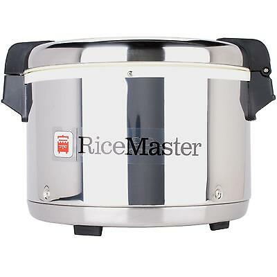 Rice-Master 18qt Stainless Steel Electric Rice Warmer
