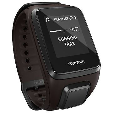 New TomTom Spark GPS Watch Brown, Large (1RE0.002.00)