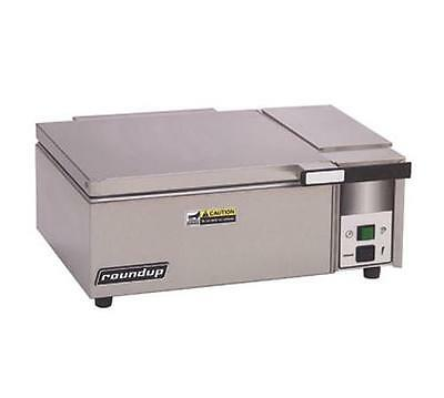 Stainless Steel Food Warmer With Self Contained Water Tank
