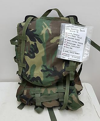 MOLLE II Complete Back Pack Woodland