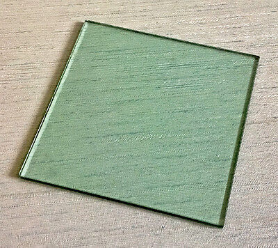 """Heat Absorbing Glass For Enlarger 3-3/4"""" Square"""