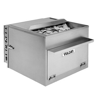 Vulcan Top Loading First-In First-Out 26 Gallon Cap. Chip Warmer - VCW26
