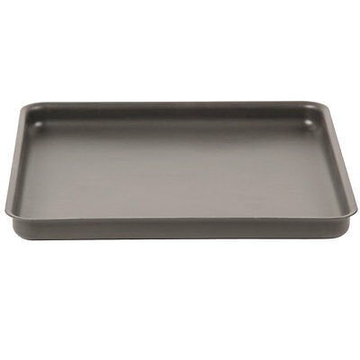 American Metalcraft HCSQ1610 Square Deep Dish Pan Anodized 16in x 16in x 1in
