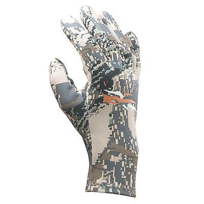 Sitka Gear Men's Traverse Liner Gloves (Optifade Open Country) NWT