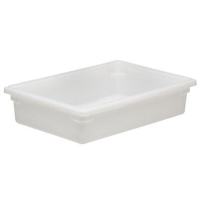 Cambro 18266P148 8.75 Gallon 18x26x6 Polyethylene Food Storage Container