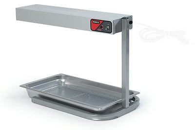 Nemco 24In Countertop Infrared Bar Warmer On Base - 6152-24