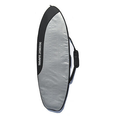Deadbeat Surfers, Surfboard, Double Travel Bag  Cover