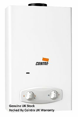 Cointra Optima COB-10B 10LTR LPG Static Caravan Water Heater Replaces Morco G11