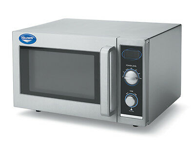 Vollrath 40830 .9 Cu.ft Microwave Oven w/ Manual Controls & Timer 1450W
