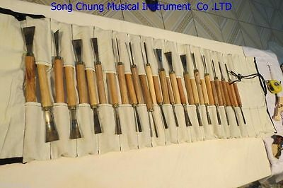 30pcs Great ASSORTED LOT WOOD CARVING TOOLS,Chisel