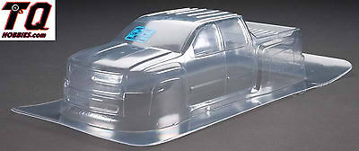 NEW Pro-Line Chevy Silverado 2500 HD Clear Body Stampede 3357-00