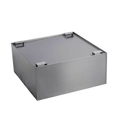 """Elkay Foodservice VH-36-2X 36"""" x 36"""" Vapor Hood Stainless with Hanging Hooks"""