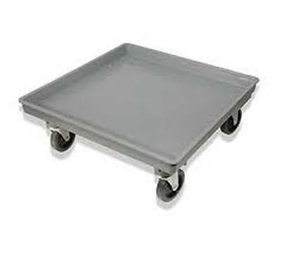 Crestware RDOLLY2 Dishwasher Rack Dolly with Casters