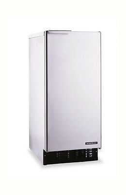 Hoshizaki C-80BAJ 92lb Cubelet Ice Maker Machine w/ 22lb Ice Build-in Storage