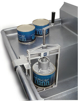 Nemco 55800 Counter Clamping Manual Easy Tuna Press