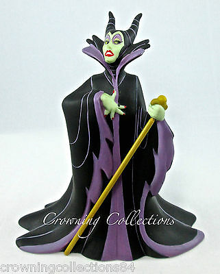 Disney Maleficent Figurine Porcelain China Villains Sleeping Beauty Store Fairy