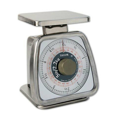 Taylor Precision Products TS5 5lb Stainless Steel Dial Portion Scale