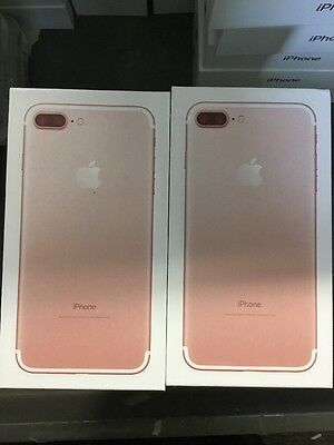 iPhone 7 Plus - Replacement Box - Rose - Lot Of 10