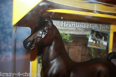 NEW Breyer HEARTLAND HIGH TECH #1484  Hackney Pony Champion Horse