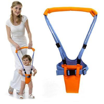 Baby Toddler Kid Harness Bouncer Jumper Learn To Moon Walk Walker Assistant GB