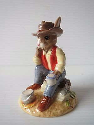 Royal Doulton Bunnykins, Waltzing Matilda, DB 236, 2000, Limited Edition, B