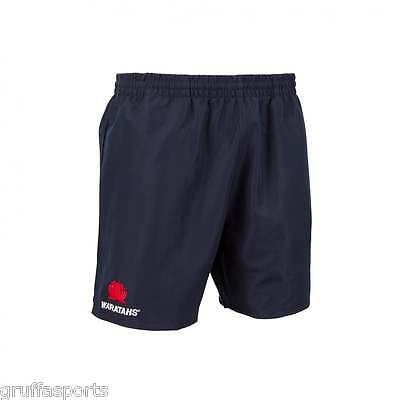 NSW Waratahs 2017 Tactic Shorts Sizes S - 4XL Navy New South Wales CCC Super 18
