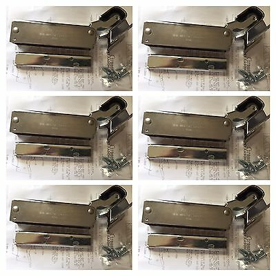 Contractor Pack(6)  Door Closer Flush Hydraulic Concealed Kason 1094!