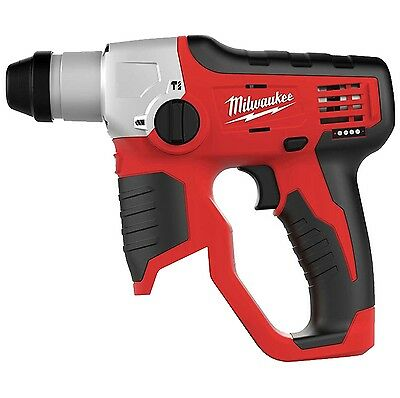 Milwaukee M12H-0 12V Li-Ion Cordless 13mm SDS Rotary Hammer Drill - Tool Only