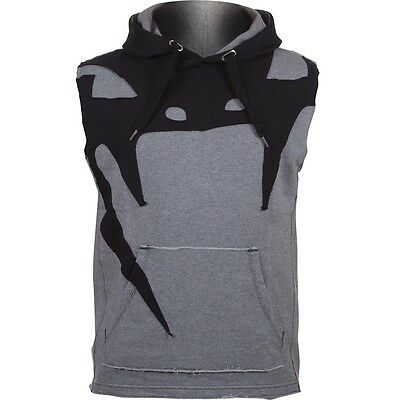 Venum Attack Sleeveless Hoody - Grey MMA UFC