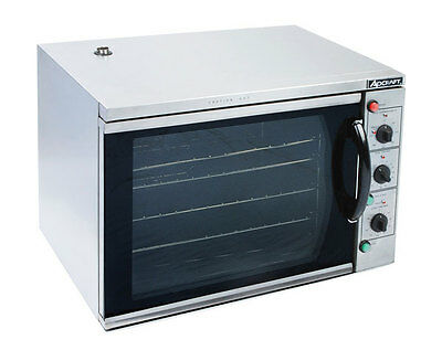 Adcraft COH-3100WPRO Professional Countertop Half-Size Convection Oven