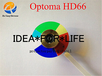 New Original Projector Color Wheel For Optoma Hd66 #t1518 Ys
