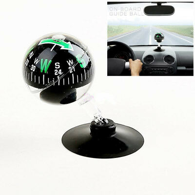 Universal Boat SUV Jeep Truck Vehicle Automotive Suction Cup Dash Mount Compass