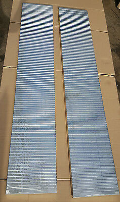 2.5M (8.20Ft) Aluminium Recovery Truck Trailer Loading Ramps 250 X 35 X 4 London
