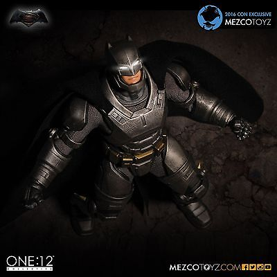 Action Figure One:12 Collective Exclusive Armored Batman