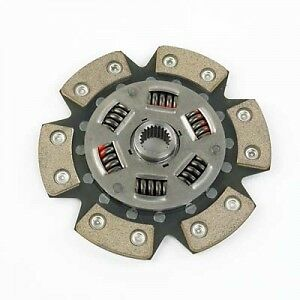Peugeot 405 1.9 Mi16 / 306 GTi16 Helix 6 paddle 215mm sprung centre clutch plate