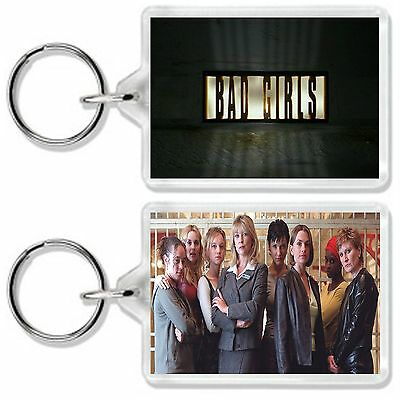 Bad Girls Classic Tv Show And Dvd Keyring *great Gift* Uk Seller