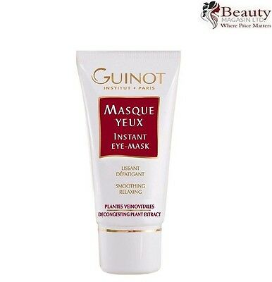 Guinot Facial Specific Skin Care Masque Yeux Instant Eye Mask 30ml for women