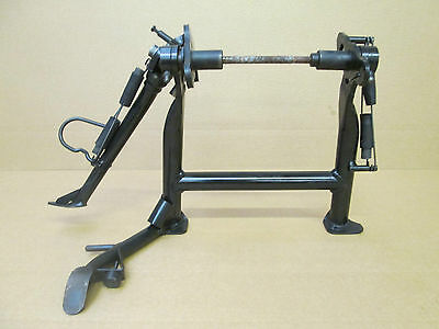 BMW R1100RS 1993 37,107 miles centre main side prop stand assembly