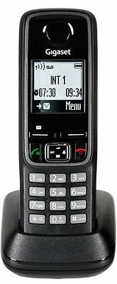 NEW Gigaset A420 A420A Additional Handset Cordless Home Phone Black