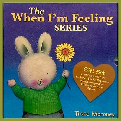 The When I'm Feeling Series - Gift Set with 6 books.