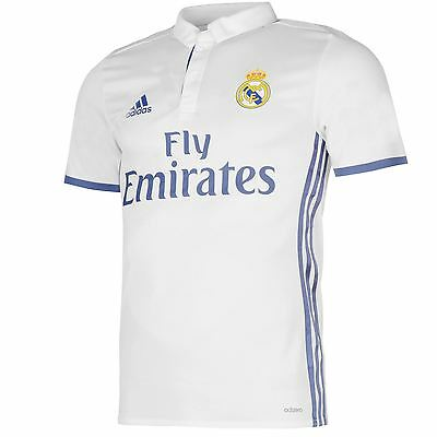 New Real Madrid Home Shirt 2016 2017