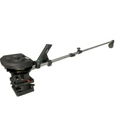 "Scotty Depthpower 60"" Telescoping Boom with Rod Holder 1106"