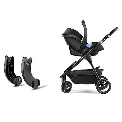 Recaro Citylife Stroller Adaptors For Privia Infant Carrier - Travel System