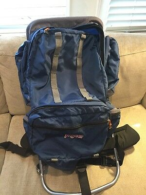 Jansport Scout 63 Hiking Backpack. Free Shipping!