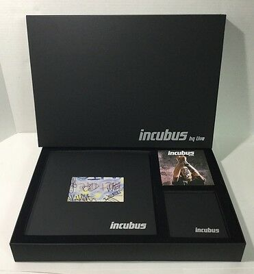 INCUBUS HQ LIVE Autographed Box Set Vinyl LPs, CDs, DVD & More Rare Out Of Print