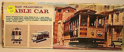 O-Scale 1:48 Cable Car Kits SCH-046