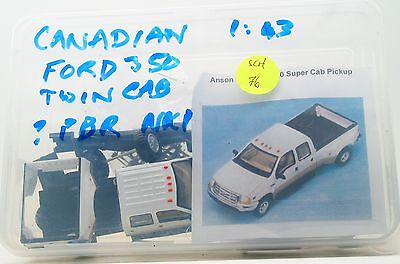 Anson (Canadian) 1:43 Ford 350 Dual Cab SCH-076