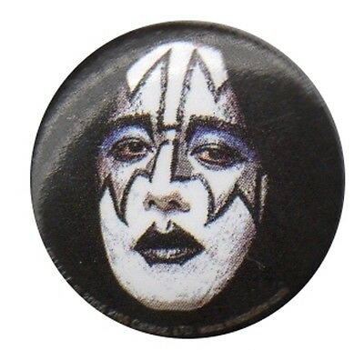 Kiss Ace Frehley 1 inch button pin badge Official
